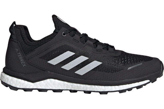 adidas TERREX Agravic Flow Low Cut Schoenen Heren, blackgreygrey